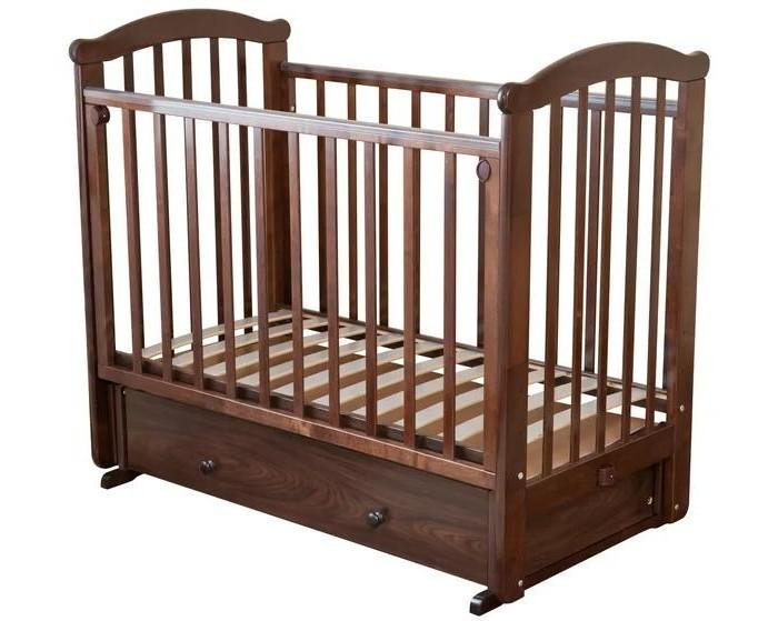 Детские кроватки Можга (Красная Звезда) Ирина С-625 маятник поперечный обычная кроватка красная звезда агата с718 шоколад