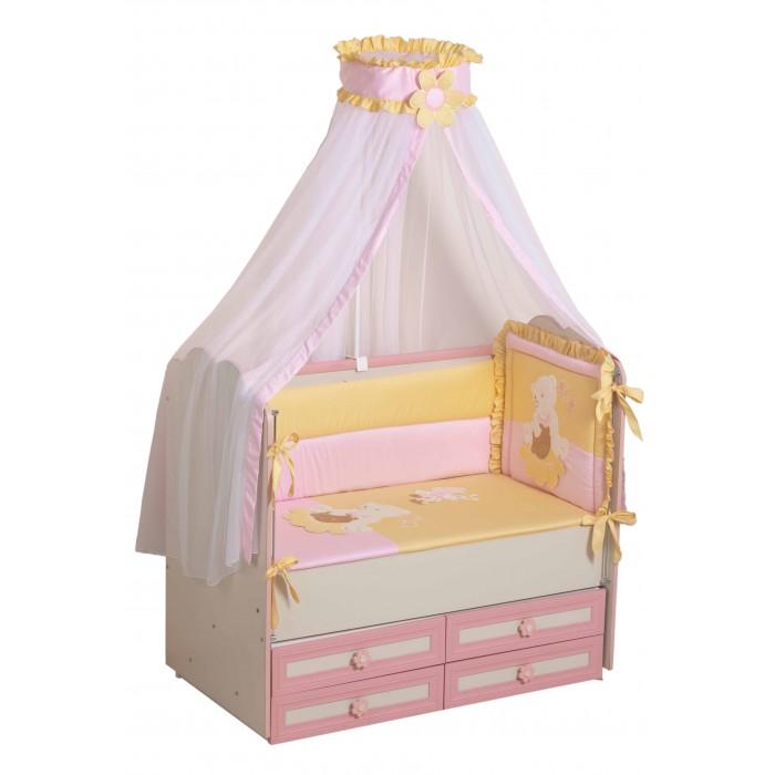 Комплект в кроватку Селена (Сдобина) Пасечник (7 предметов)