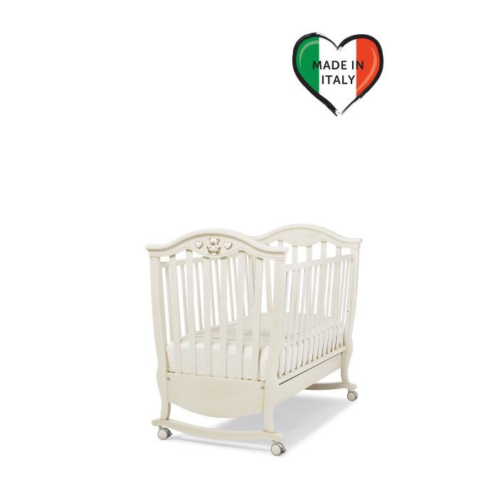 Детские кроватки Erbesi Brigette качалка