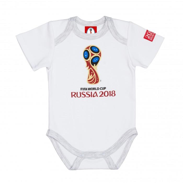 Боди и песочники 2018 FIFA World Cup Russia Боди детский F1-19