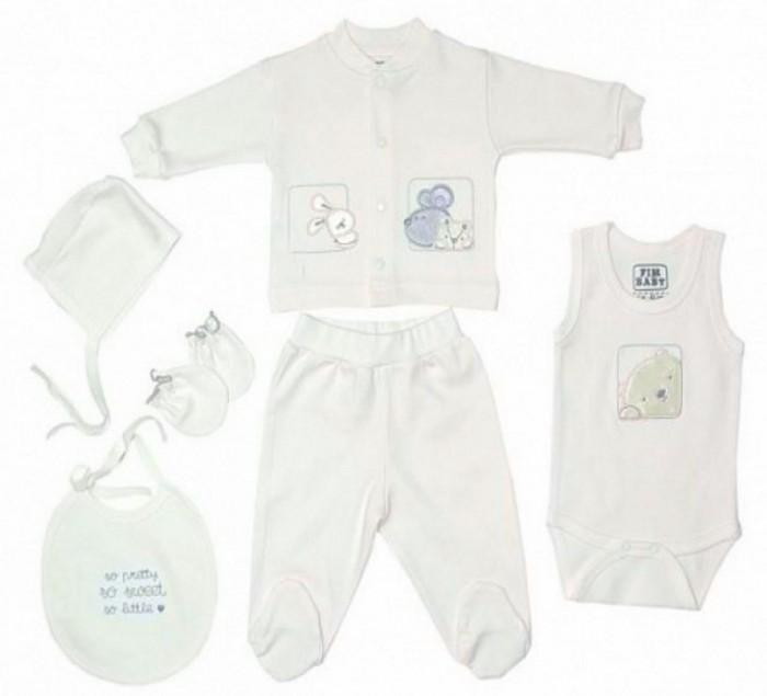 Комплекты детской одежды Fimbaby Набор одежды (6 предметов) 200077