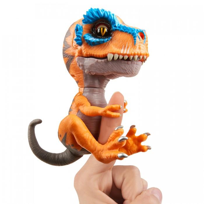 Интерактивная игрушка Fingerlings Динозавр 12 см