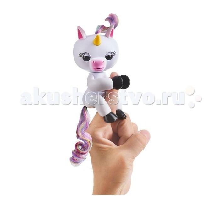 Интерактивная игрушка Fingerlings Единорог 12 см