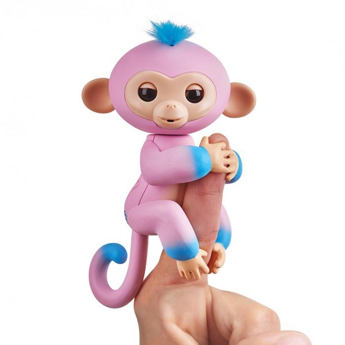 Интерактивная игрушка Fingerlings Обезьянка 372