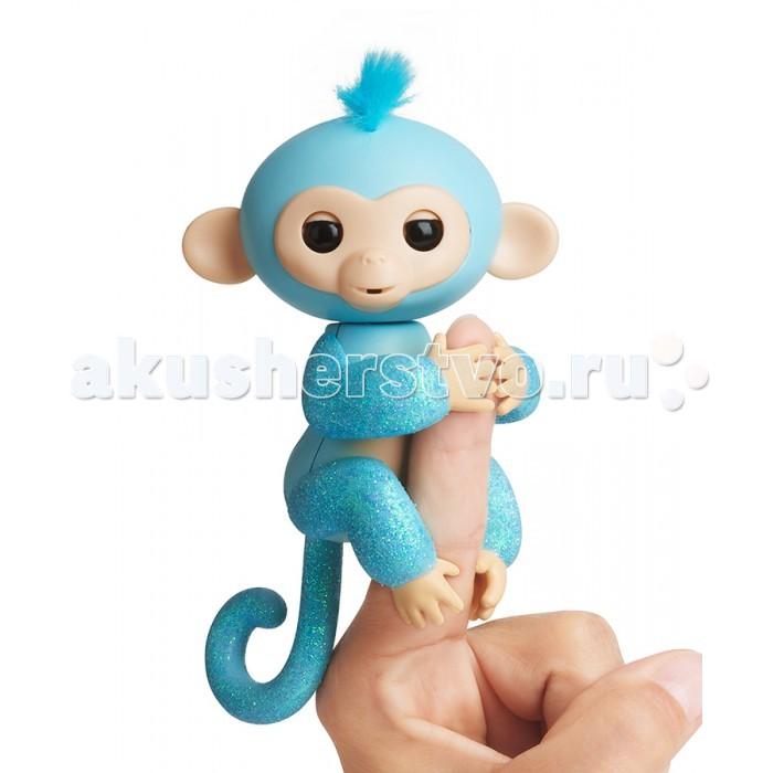 Интерактивные игрушки Fingerlings Обезьянка 376, Интерактивные игрушки - артикул:482506