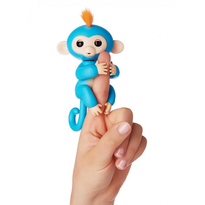 Интерактивная игрушка Fingerlings Обезьянка 370