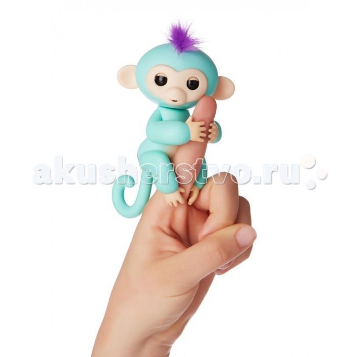 Интерактивные игрушки Fingerlings Обезьянка