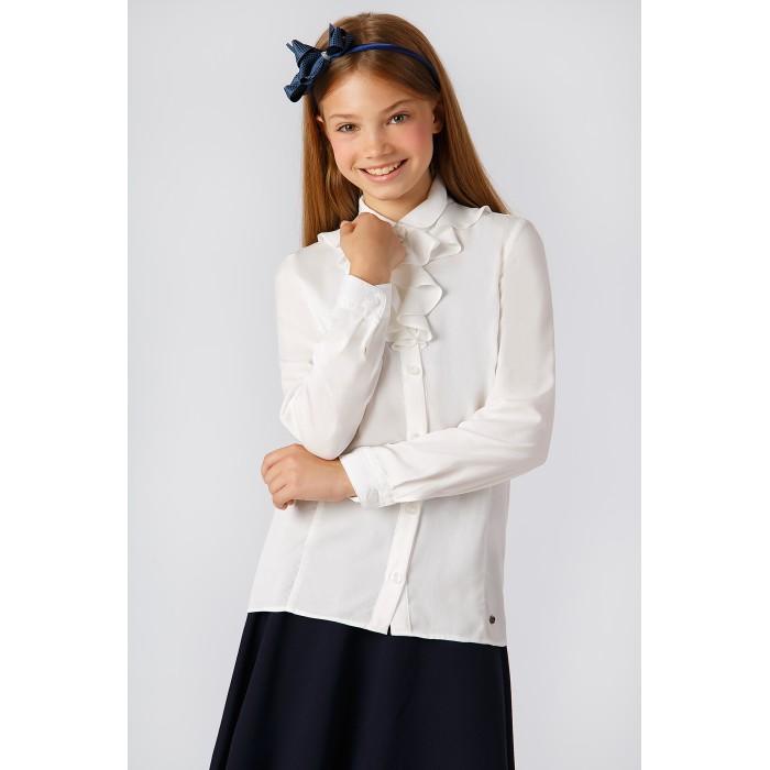 Купить Школьная форма, Finn Flare Kids Блузка для девочки KA18-76001