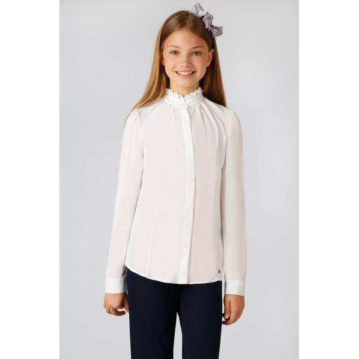 Купить Школьная форма, Finn Flare Kids Блузка для девочки KA18-76009