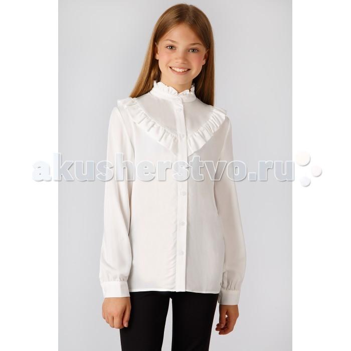 Купить Школьная форма, Finn Flare Kids Блузка для девочки KA18-76010