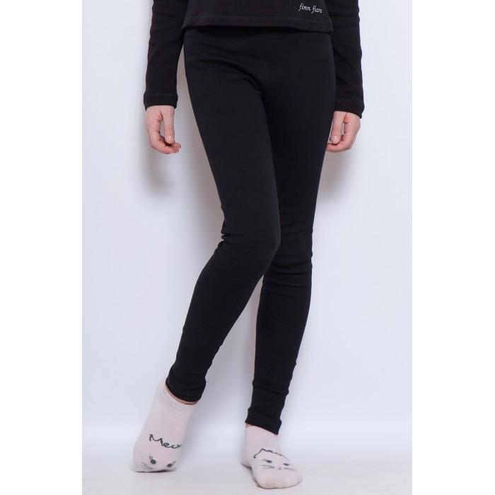 Детская одежда , Брюки, джинсы и штанишки Finn Flare Kids Брюки для девочки KW17-71013 арт: 439454 -  Брюки, джинсы и штанишки