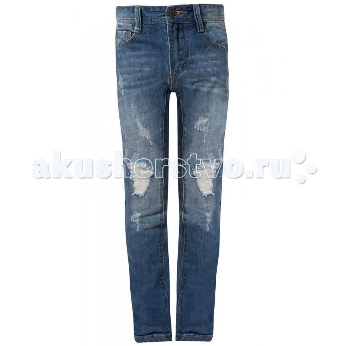 Брюки, джинсы и штанишки Finn Flare Kids Брюки KB18-85019 электроинструмент max pro 85019
