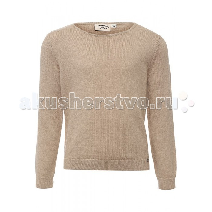 Детская одежда , Джемперы, свитера, пуловеры Finn Flare Kids Джемпер для девочки KA16-76101 арт: 352120 -  Джемперы, свитера, пуловеры