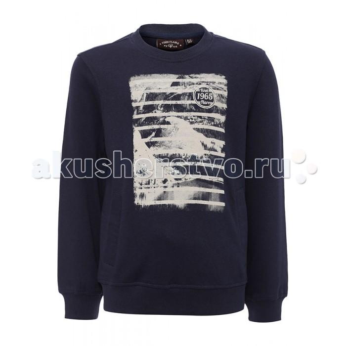 Детская одежда , Джемперы, свитера, пуловеры Finn Flare Kids Джемпер для мальчика KA16-81014 арт: 352170 -  Джемперы, свитера, пуловеры