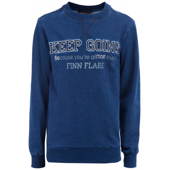 Детская одежда , Джемперы, свитера, пуловеры Finn Flare Kids Джемпер для мальчика KA17-81019 арт: 384279 -  Джемперы, свитера, пуловеры
