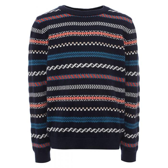 Детская одежда , Джемперы, свитера, пуловеры Finn Flare Kids Джемпер для мальчика KW16-81101 арт: 352205 -  Джемперы, свитера, пуловеры
