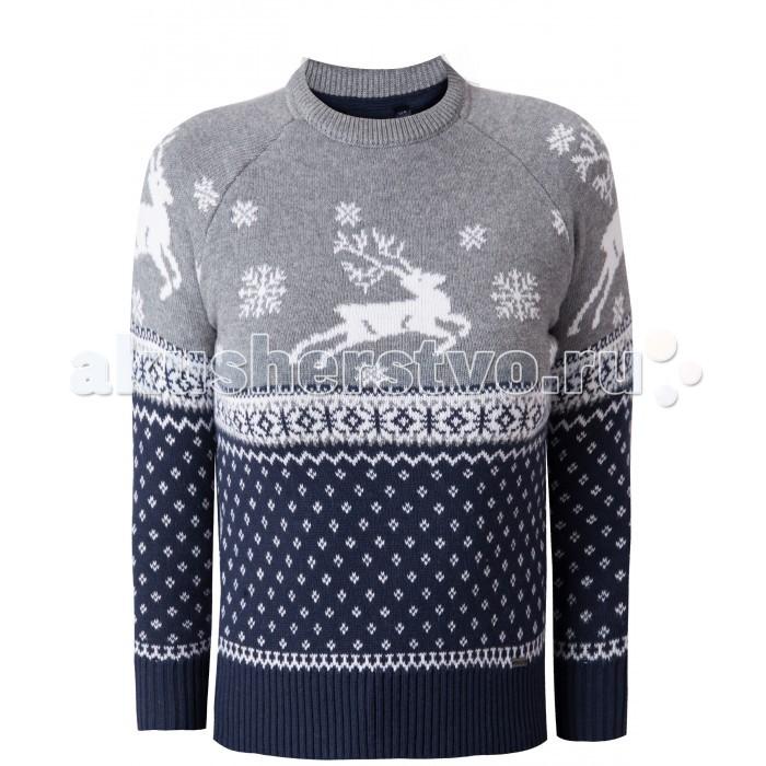 Купить Джемперы, свитера, пуловеры, Finn Flare Kids Джемпер для мальчика KW18-81101