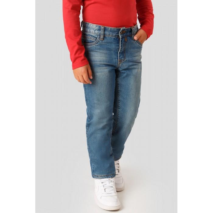 Купить Брюки, джинсы и штанишки, Finn Flare Kids Джинсы для мальчика KA18-85025