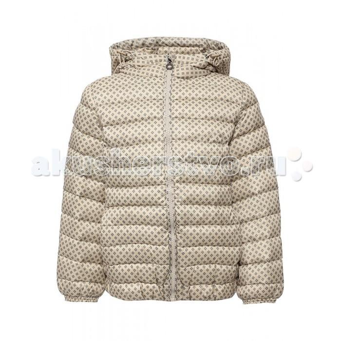 Finn Flare Kids Куртка для девочки KA16-71004Куртка для девочки KA16-71004Finn Flare Kids Куртка для девочки KA16-71004  Стильная яркая куртка выполнена из прочного материала с утеплителем 100% пух, который имеет отличные теплоизоляционные свойства и является идеальным наполнителем для зимней одежды.  Модель застёгивается на молнию, расположенную по длине куртки. Капюшон имеет регулируемые резинки со стопперами.   Состав:  - Основной материал: 100% полиэстер - Подкладка: 100% полиэстер - Утеплитель: 100% пух - Плотность утеплителя, г/м2: 150  Уход: Машинная стирка в щадящем режиме при максимальной температуре 30°C.  Финский бренд Finn Flare предлагает широкий ассортимент качественной продукции. Модные брендовые вещи являются уникальным предложением для тех, кто предпочитает комфорт и обладает хорошим вкусом. Финская компания уже более полувека создает оригинальные и стильные линейки одежды, обуви и аксессуаров.<br>