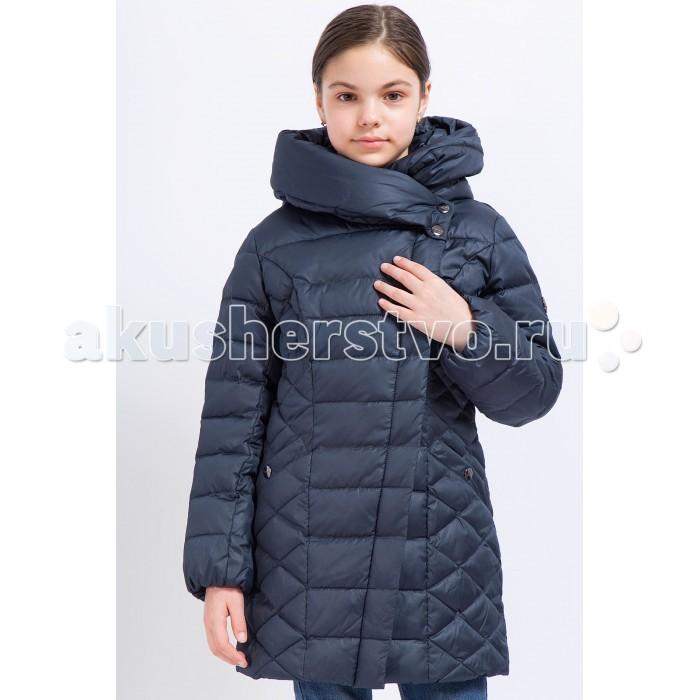 Детская одежда , Куртки, пальто, пуховики Finn Flare Kids Куртка для девочки KA17-71001 арт: 370318 -  Куртки, пальто, пуховики