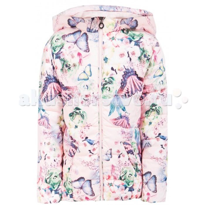 Детская одежда , Куртки, пальто, пуховики Finn Flare Kids Куртка для девочки KA17-71002 арт: 370828 -  Куртки, пальто, пуховики