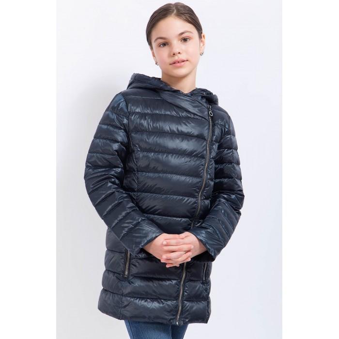 Finn Flare Kids Куртка для девочки KA17-71005Куртка для девочки KA17-71005Finn Flare Kids Куртка для девочки KA17-71005  Стильная яркая куртка выполнена из прочного материала с утеплителем пух высокой плотности, который имеет отличные теплоизоляционные свойства и является идеальным наполнителем для зимней одежды.  Модель полуприлегающего кроя застёгивается на молнию, расположенную по длине куртки. Карманы в шве на молнии.   Состав:  - Основной материал: 60% полиэстер, 40% нейлон - Подкладка: полиэстер - Утеплитель: 100% пух - Плотность утеплителя, г/м2: 190 - Фактура материала: Плащевая ткань  Уход: Машинная стирка в щадящем режиме при максимальной температуре 30°C.  Финский бренд Finn Flare предлагает широкий ассортимент качественной продукции. Модные брендовые вещи являются уникальным предложением для тех, кто предпочитает комфорт и обладает хорошим вкусом. Финская компания уже более полувека создает оригинальные и стильные линейки одежды, обуви и аксессуаров.<br>