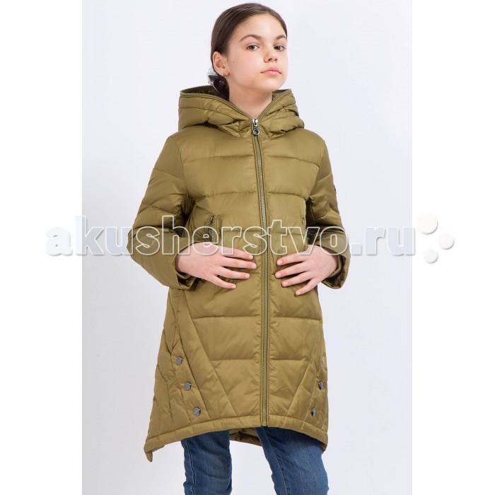 Детская одежда , Куртки, пальто, пуховики Finn Flare Kids Куртка для девочки KA17-71009 арт: 370853 -  Куртки, пальто, пуховики