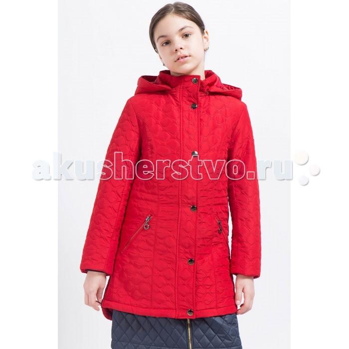 Детская одежда , Куртки, пальто, пуховики Finn Flare Kids Куртка для девочки KA17-71011 арт: 370923 -  Куртки, пальто, пуховики