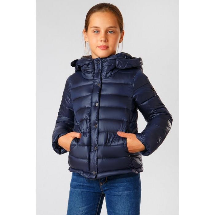 Купить Куртки, пальто, пуховики, Finn Flare Kids Куртка для девочки KA18-71027
