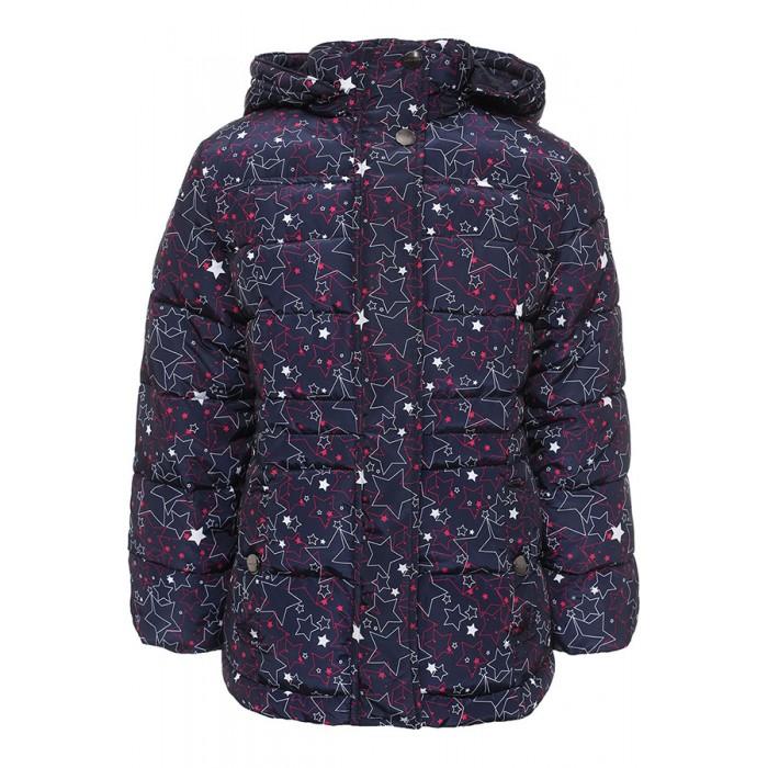 Finn Flare Kids Куртка для девочки KW16-71001Куртка для девочки KW16-71001Finn Flare Kids Куртка для девочки KW16-71001  Стильная яркая куртка выполнена из прочного материала с утеплителем полиэстер высокой плотности, который имеет отличные теплоизоляционные свойства и является идеальным наполнителем для зимней одежды.  Модель приталенного кроя застёгивается на молнию, расположенную по длине куртки, и имеет планку на кнопках. Карманы вшитые на кнопках.  Состав:  - Основной материал: 100% полиэстер - Подкладка: 100% полиэстер - Утеплитель: 100% полиэстер - Плотность утеплителя, г/м2: 280 - Фактура материала: Плащевая ткань  Уход: Машинная стирка в щадящем режиме при максимальной температуре 30°C.  Финский бренд Finn Flare предлагает широкий ассортимент качественной продукции. Модные брендовые вещи являются уникальным предложением для тех, кто предпочитает комфорт и обладает хорошим вкусом. Финская компания уже более полувека создает оригинальные и стильные линейки одежды, обуви и аксессуаров.<br>