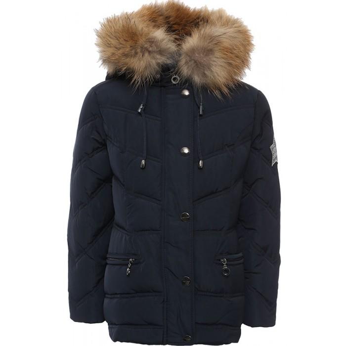 Купить Куртки, пальто, пуховики, Finn Flare Kids Куртка для девочки KW16-71002
