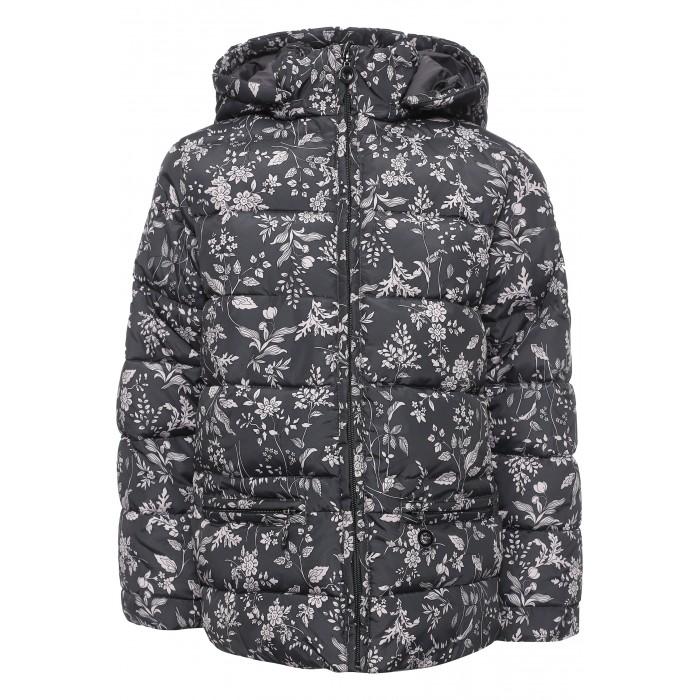 Finn Flare Kids Куртка для девочки KW16-71009Куртки, пальто, пуховики<br>Finn Flare Kids Куртка для девочки KW16-71009  Стильная яркая куртка выполнена из прочного материала с утеплителем полиэстер высокой плотности, который имеет отличные теплоизоляционные свойства и является идеальным наполнителем для зимней одежды.  Модель прямого кроя застёгивается на молнию, расположенную по длине куртки. Карманы вшитые на молнии.   Состав:  - Основной материал: 100% полиэстер - Подкладка: 100% полиэстер - Утеплитель: 100% полиэстер (Downfill) - Плотность утеплителя, г/м2: 320 - Фактура материала: Плащевая ткань  Уход: Машинная стирка в щадящем режиме при максимальной температуре 30°C.  Финский бренд Finn Flare предлагает широкий ассортимент качественной продукции. Модные брендовые вещи являются уникальным предложением для тех, кто предпочитает комфорт и обладает хорошим вкусом. Финская компания уже более полувека создает оригинальные и стильные линейки одежды, обуви и аксессуаров.