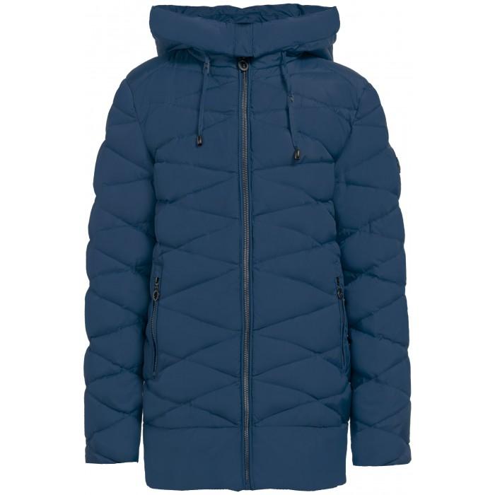 Детская одежда , Куртки, пальто, пуховики Finn Flare Kids Куртка для девочки KW17-71005 арт: 413324 -  Куртки, пальто, пуховики