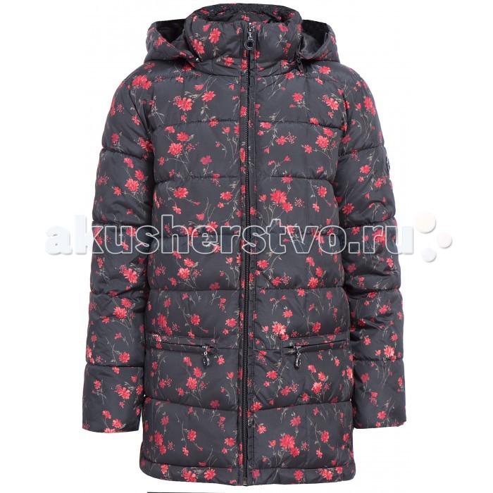 Куртки, пальто, пуховики Finn Flare Kids Куртка для девочки KW17-71016