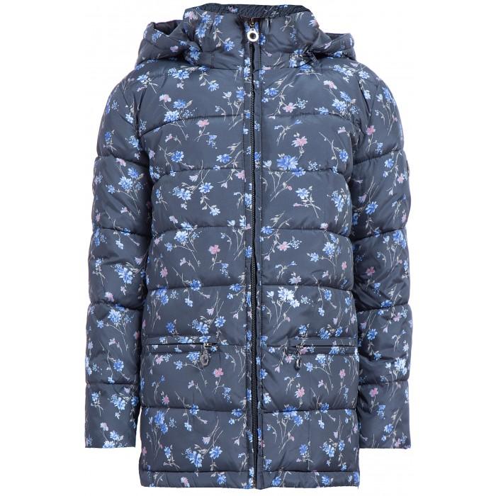 Finn Flare Kids Куртка для девочки KW17-71016Куртка для девочки KW17-71016Finn Flare Kids Куртка для девочки KW17-71016  Стильная яркая куртка выполнена из прочного материала с утеплителем полиэстер высокой плотности, который имеет отличные теплоизоляционные свойства и является идеальным наполнителем для зимней одежды.  Стеганая куртка для девочки прямого покроя с цветочным принтом, на молнии, воротник-стойка, съемный капюшон, прорезные карманы.  Состав:  - Основной материал: 100% полиэстер - Подкладка: 50% вискоза, 50% полиэстер - Утеплитель: 100% полиэстер - Фактура материала: Плащевая ткань  Уход: Машинная стирка в щадящем режиме при максимальной температуре 30°C.  Финский бренд Finn Flare предлагает широкий ассортимент качественной продукции. Модные брендовые вещи являются уникальным предложением для тех, кто предпочитает комфорт и обладает хорошим вкусом. Финская компания уже более полувека создает оригинальные и стильные линейки одежды, обуви и аксессуаров.<br>