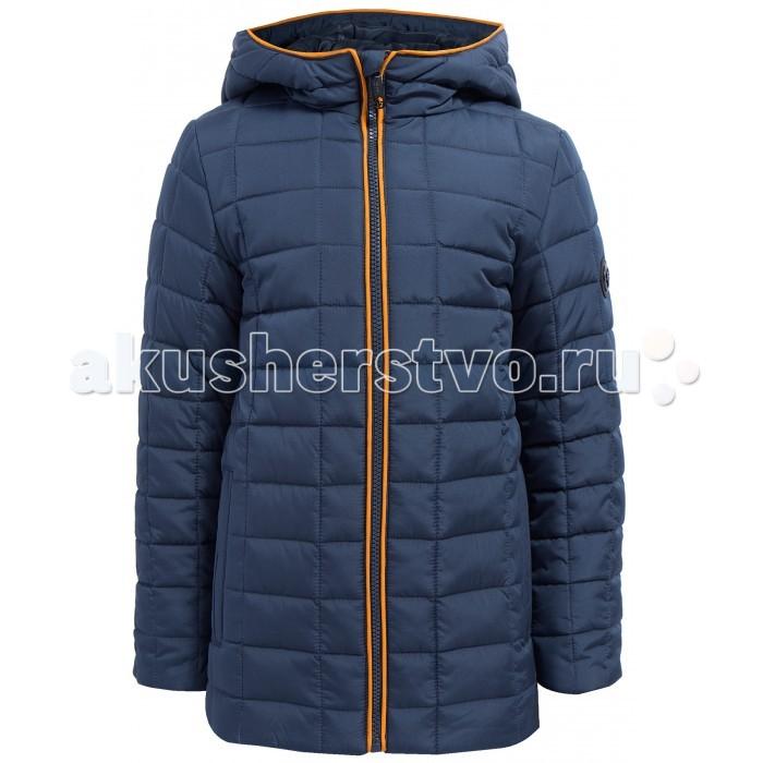 Finn Flare Kids Куртка для мальчика KA17-81003Куртка для мальчика KA17-81003Finn Flare Kids Куртка для мальчика KA17-81003  Стильная и комфортная куртка для мальчика выполнена из прочного материала с утеплителем полиэстер высокой плотности, который имеет отличные теплоизоляционные свойства и является идеальным наполнителем для зимней одежды.  Модель прямого кроя застёгивается на молнию, расположенную по длине куртки. Карманы прорезные на молнии.   Состав:  - Основной материал: 100% полиэстер - Подкладка: 50% вискоза, 50% полиэстер - Утеплитель: 100% полиэстер - Плотность утеплителя, г/м2: 220 - Фактура материала: Плащевая ткань  Уход: Машинная стирка в щадящем режиме при максимальной температуре 30°C.  Финский бренд Finn Flare предлагает широкий ассортимент качественной продукции. Модные брендовые вещи являются уникальным предложением для тех, кто предпочитает комфорт и обладает хорошим вкусом. Финская компания уже более полувека создает оригинальные и стильные линейки одежды, обуви и аксессуаров.<br>
