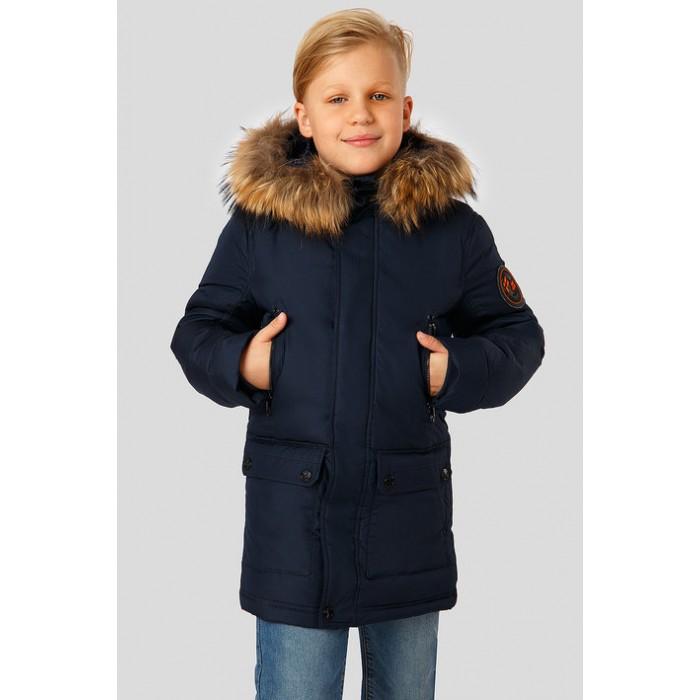 Купить Куртки, пальто, пуховики, Finn Flare Kids Куртка для мальчика KA18-81004