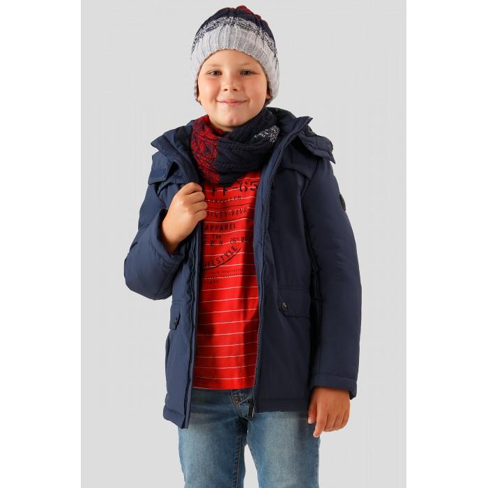 Купить Куртки, пальто, пуховики, Finn Flare Kids Куртка для мальчика KA18-81008