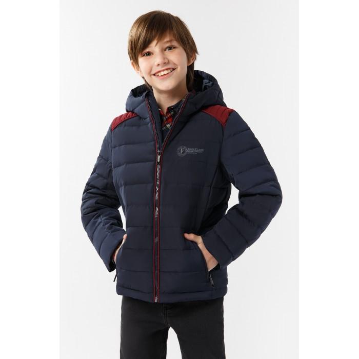 Верхняя одежда Finn Flare Kids Куртка для мальчика KA19-81002 цена 2017