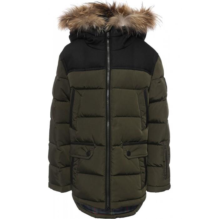 Купить Куртки, пальто, пуховики, Finn Flare Kids Куртка для мальчика KW16-81003