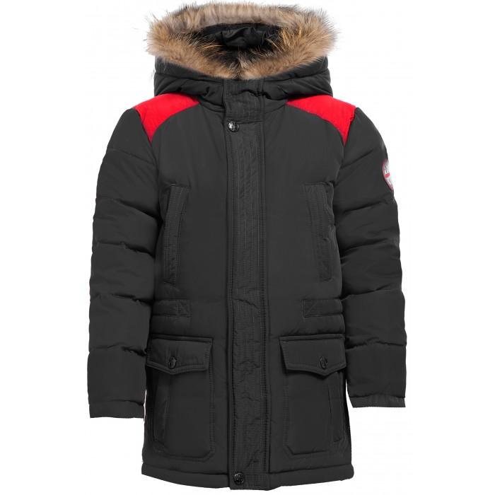 Купить Куртки, пальто, пуховики, Finn Flare Kids Куртка для мальчика KW17-81002
