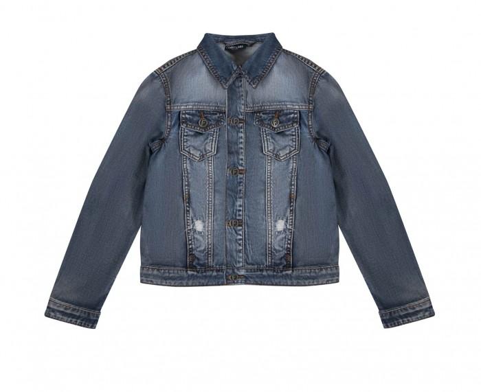 Верхняя одежда Finn Flare Kids Куртка джинсовая для мальчика KS20-85001 фото
