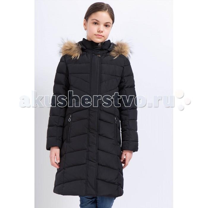Купить Куртки, пальто, пуховики, Finn Flare Kids Пальто для девочки KA17-71010