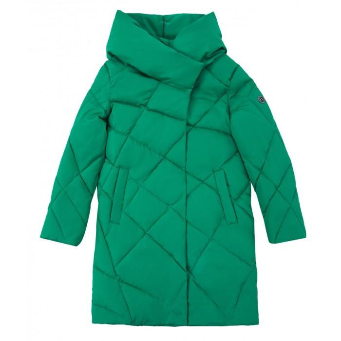 Купить Верхняя одежда, Finn Flare Kids Пальто для девочки KA20-71002