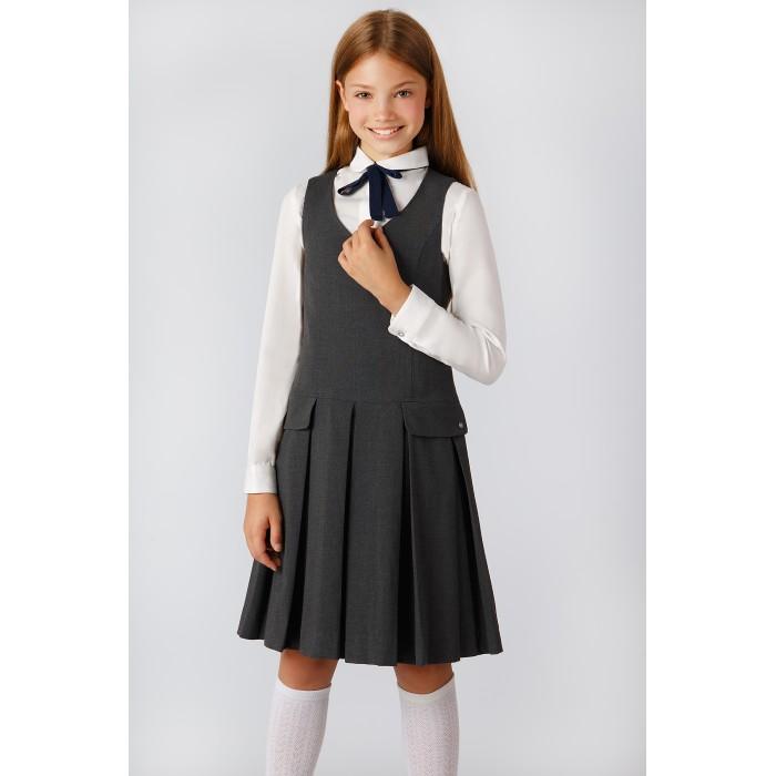 Купить Детские платья и сарафаны, Finn Flare Kids Платье для девочки KA18-76014R