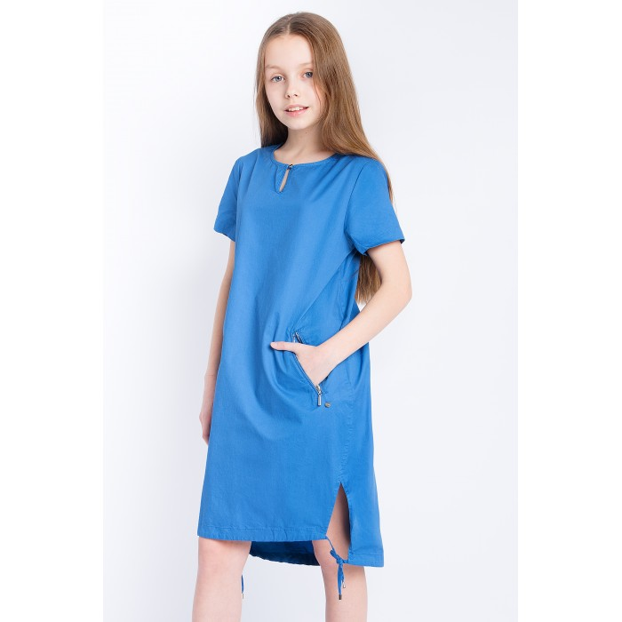 Детские платья и сарафаны Finn Flare Kids Платье для девочки KS18-71055, Детские платья и сарафаны - артикул:514266