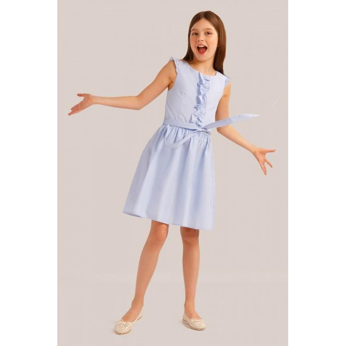 Платья и сарафаны Finn Flare Kids Платье для девочки KS19-71029