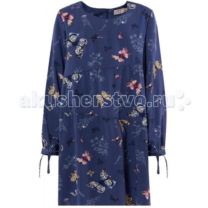 Детская одежда , Детские платья и сарафаны Finn Flare Kids Платье KB18-71014 арт: 474046 -  Детские платья и сарафаны