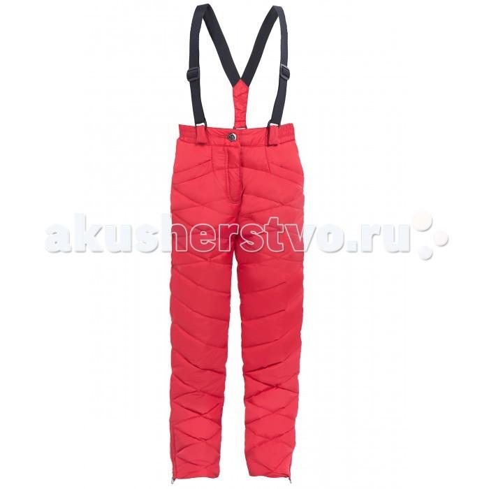 Детская одежда , Зимние комбинезоны и комплекты Finn Flare Kids Полукомбинезон для девочки KW17-71011 арт: 413799 -  Зимние комбинезоны и комплекты