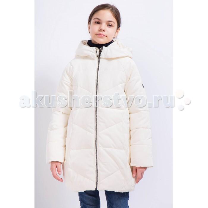 Детская одежда , Куртки, пальто, пуховики Finn Flare Kids Полупальто для девочки KA17-71008 арт: 370883 -  Куртки, пальто, пуховики